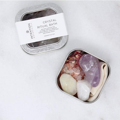 Mini Crystal Ritual Bath