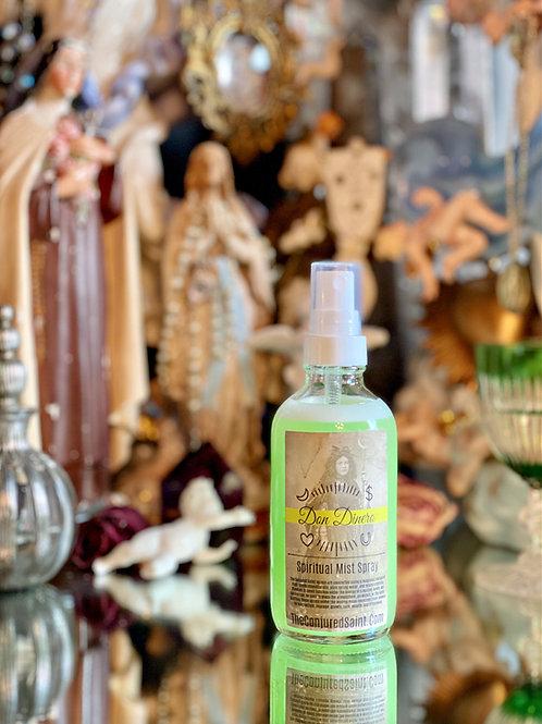 o Ritually Hand Brewed Spiritual Mist Spray- Bring in Cash & Blessings