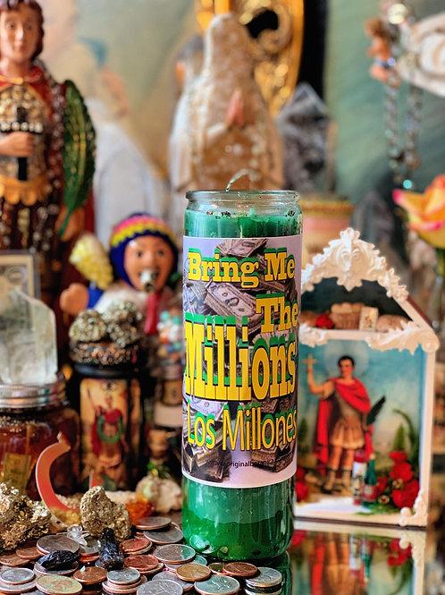 Spiritual Candles, saint expedite, hoodoo,