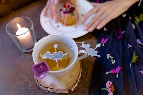 Flying With Tea Bag- Pumpkin Chai