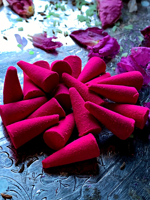 Angelic Protection Incense Cones- The Angels Are Ready To Assist You
