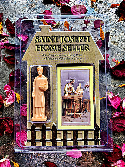 Saint Joseph Home Selling Kit-  Sell a House FAST