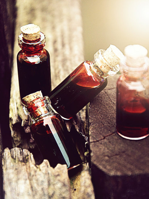 Dragon's Blood Oil- Power, Love, Protection, Aphrodisiac, Strength