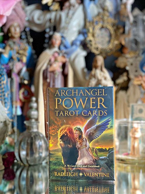 Archangel Power Tarot Cards + FREE GIFT