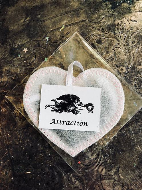 Hand Made Attraction Tea Bags - Love Potion