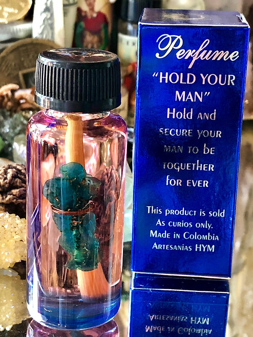 Perfume Amarra Hombre - Hold Your Man (HARD TO FIND)