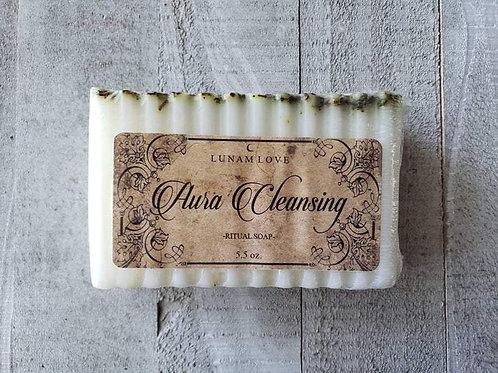 Aura Cleansing Ritual Soap