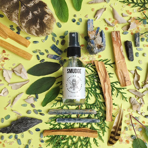Smudge Healing Mist-  Ward off Unwanted Energy