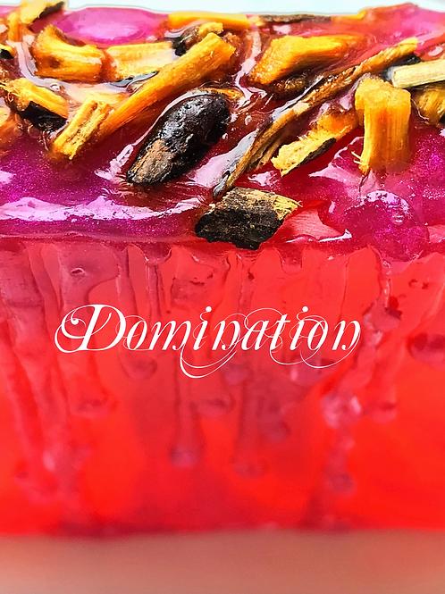 Domination Ritual Bath Bar | Control, Reign, Overpower