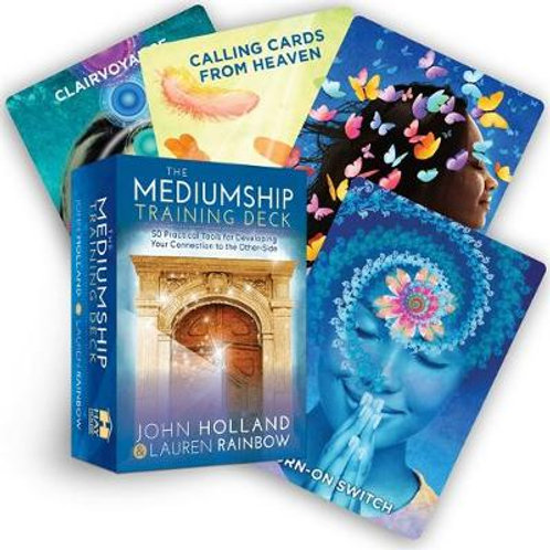 The Mediumship Training Deck: 50 Practical Tools for Developing Your Connection