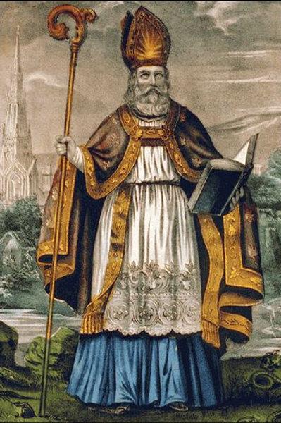 Saint Patrick Oil- Blessings, Strength, Healing, Ancestors, Wisdom