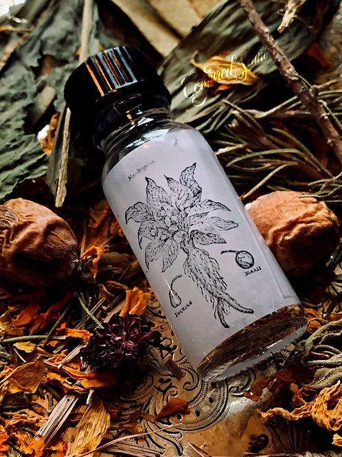 Mandrake Root Oil- Amazingly Powerful, Wealth, Love & Protection