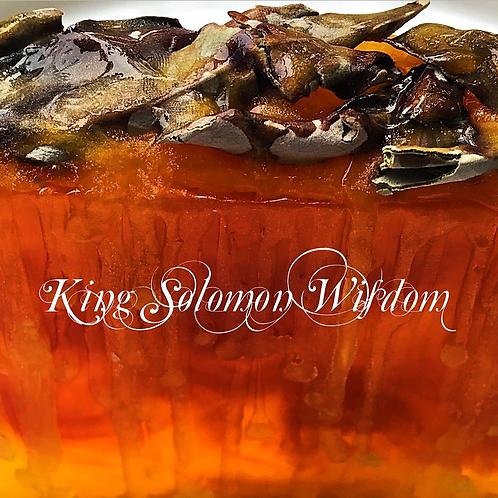 King Solomon Wisdom Ritual Bath Bar   Clear Thinking, Wisdom