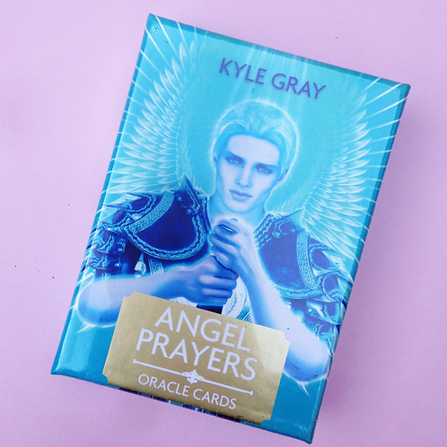 Angel Prayers Oracle Cards + FREE GIFT
