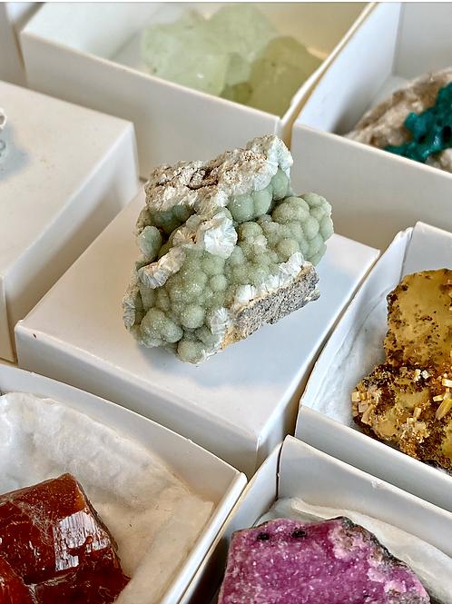 Wavellite Crystal Mineral Specimen- Healing, Love, Money & Luck