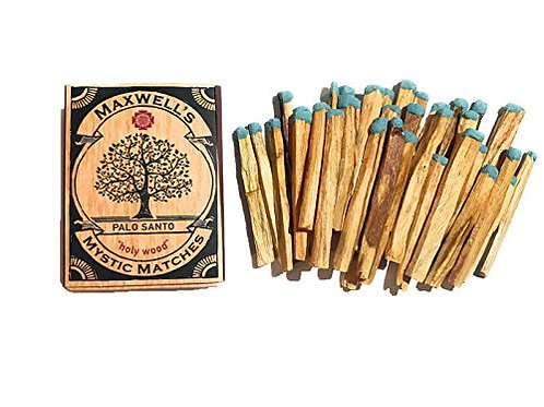 """Palo Santo Incense Match Sticks 