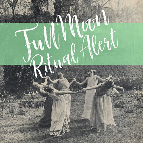 FULL MOON RITUAL- SEPT 2nd- Manifestation Alignment, Wealth Activation
