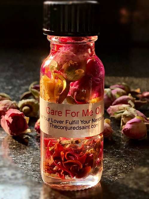 Care For Me Oil- Have Your Lover Fulfill Your Needs or Wants