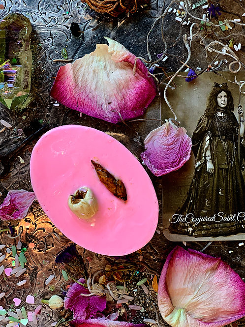 Adam and Eve Root Soap -Increase Passion, Romance, Sex, Soul Mates & Attraction hoodoo, spells