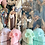 Thumbnail: Pastel Blue Skull Candle- Health, Peace, Protection, Calm, Stress