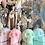 Thumbnail: Pastel Green Skull Candle- Focused Money Draw Energy, Raises, Checks, Clients