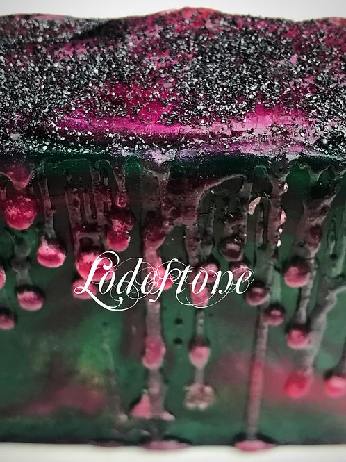 Lodestone Ritual Bath Bar | Jabones Espirituales | Draw Money, Luck