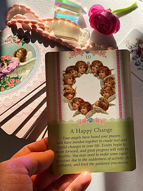 Three Card Reading- Guardian Angel Tarot-  Guardian Angel Messages