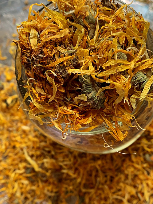 Calendula flowers -Court Cases, Prosperity, Prophetic Dreams, Luck and Fortune
