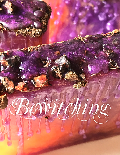 Bewitching Ritual Bath Bar -Love Spells, Love Binding, Commanding, Mystery