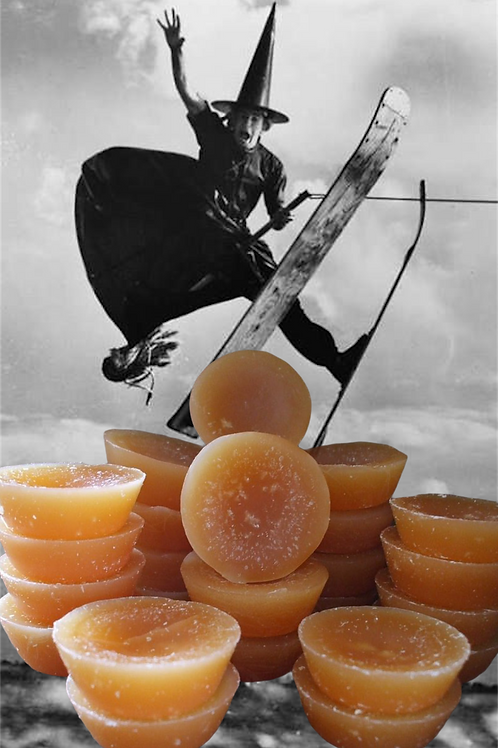 Hansel & Gretel Wax Melt Spell Shot-  Psychic Powers, Protection, Luck, Wishes