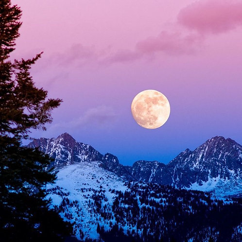 Full Moon 17 June 2019 – Candle & Petition Service- Dreams Come True