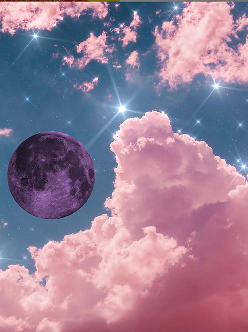 FULL MOON RITUAL -April 7th- Customized to Your Petition, Manifestation, Needs.