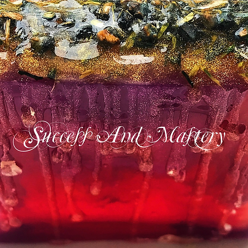 Success And Mastery Ritual Bath Bar   Mastery, Crown Of Success