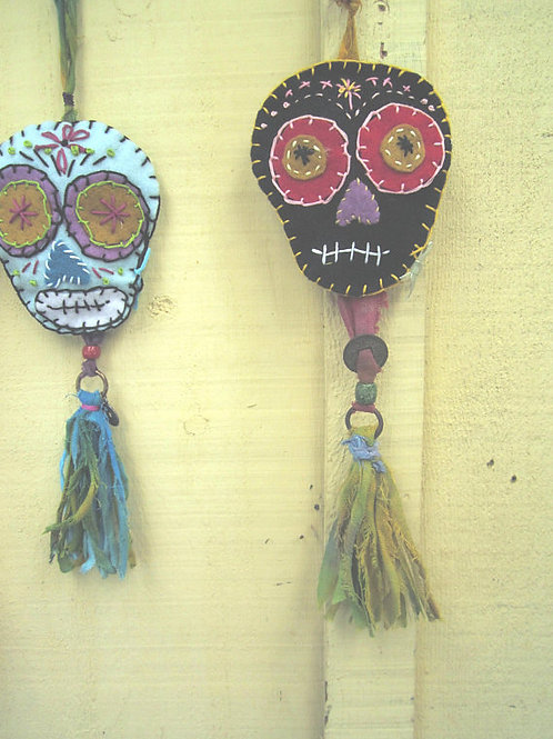 Good Luck Hanging Amulet- Luck, Abundance, Protection, Blessings, Prosperity