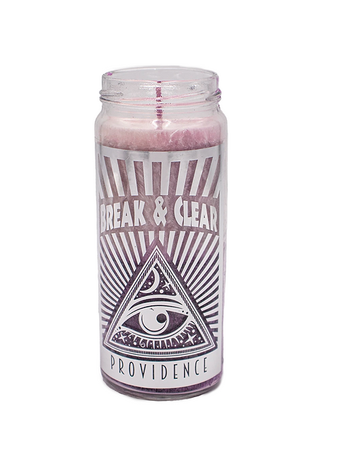 Break & Clear Magic Candle-  Destroy & Shatter Malicious Forces & Obstacles.
