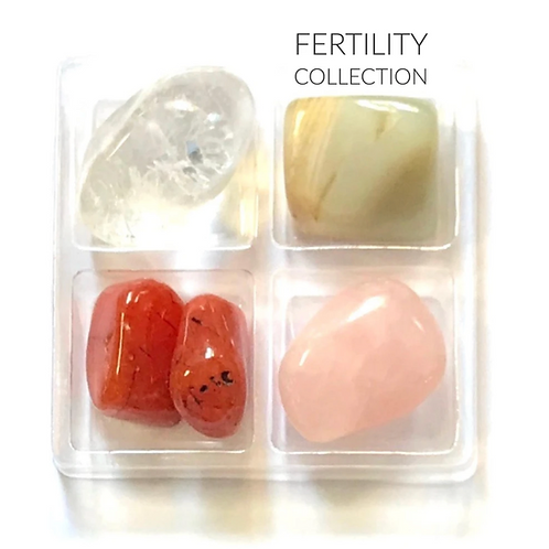 Fertility Crystal Collection - Crystal Box: Fertility Crystals