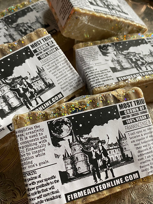 Spell Soap | Limited Edition | Most Triumphant | Crown Of Success |
