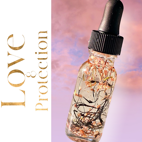 Love & Protection Oil Listed Soon - Amazing Power, Aphrodisiac, Protection