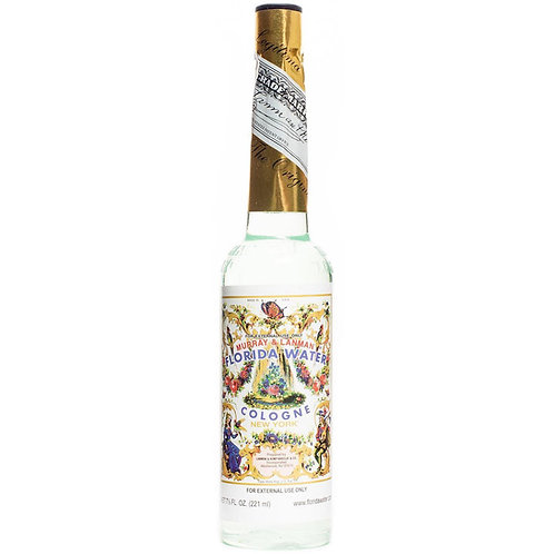 Florida Water- Spiritual Cleansing, Protection, Prosperity & Luck