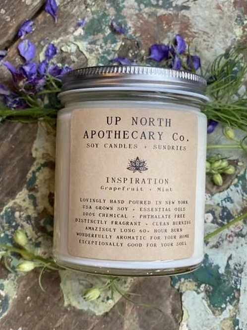 Inspiration Candle-  Use When You Need A Boost of Inspiration <3