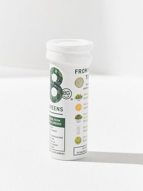 8Greens Effervescent Tablets - Greens