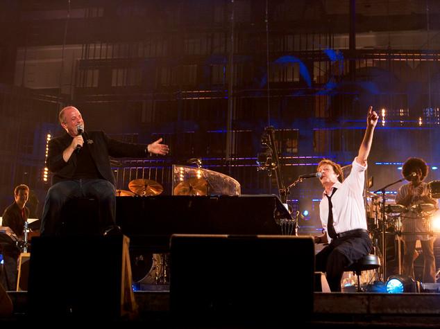 BILLY JOEL + PAUL MCCARTNEY