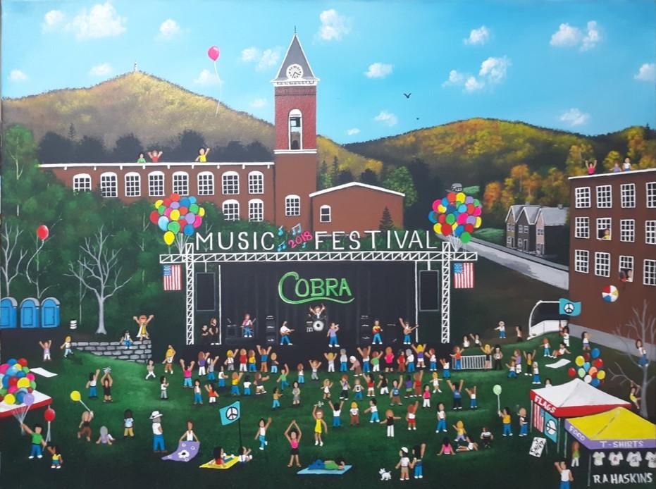 """""""Music Festival"""""""