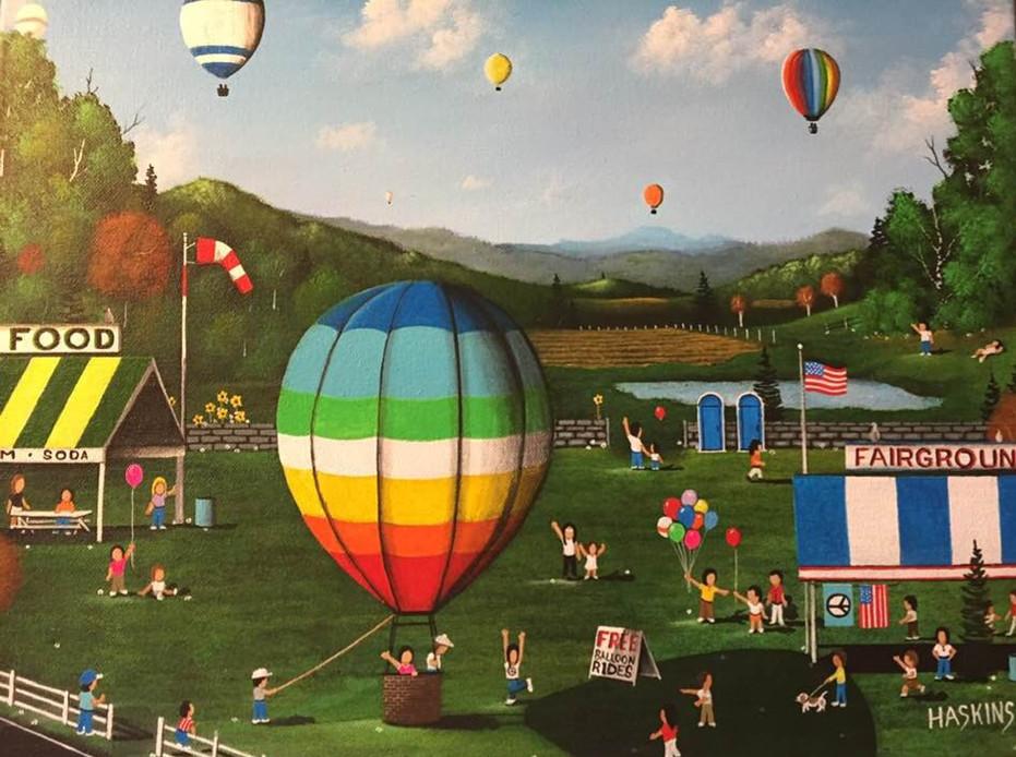 """""""Balloon Rides"""""""