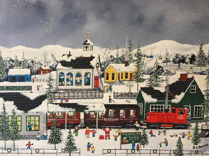 """The Santa Train"""