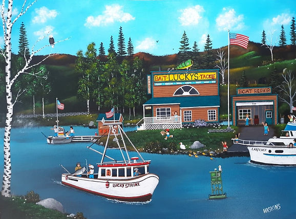 _Lucky's Bait and Tackle_