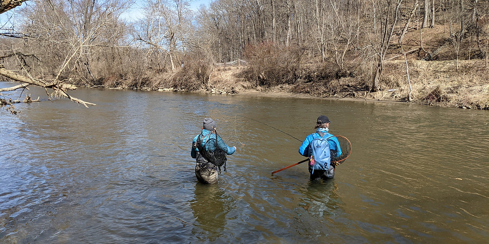 Intro to Spey Casting Clinic (Cleveland)
