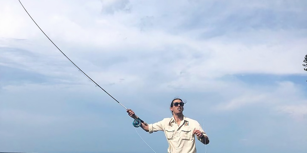 Lake Erie Shoreline Fishing