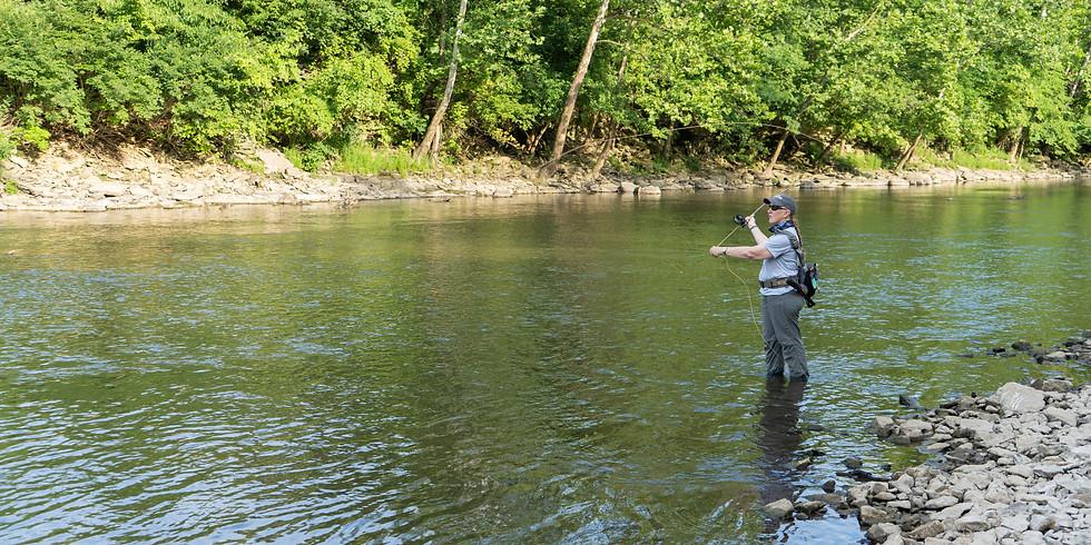 August Cincinnati Fly Fishing Meetup!