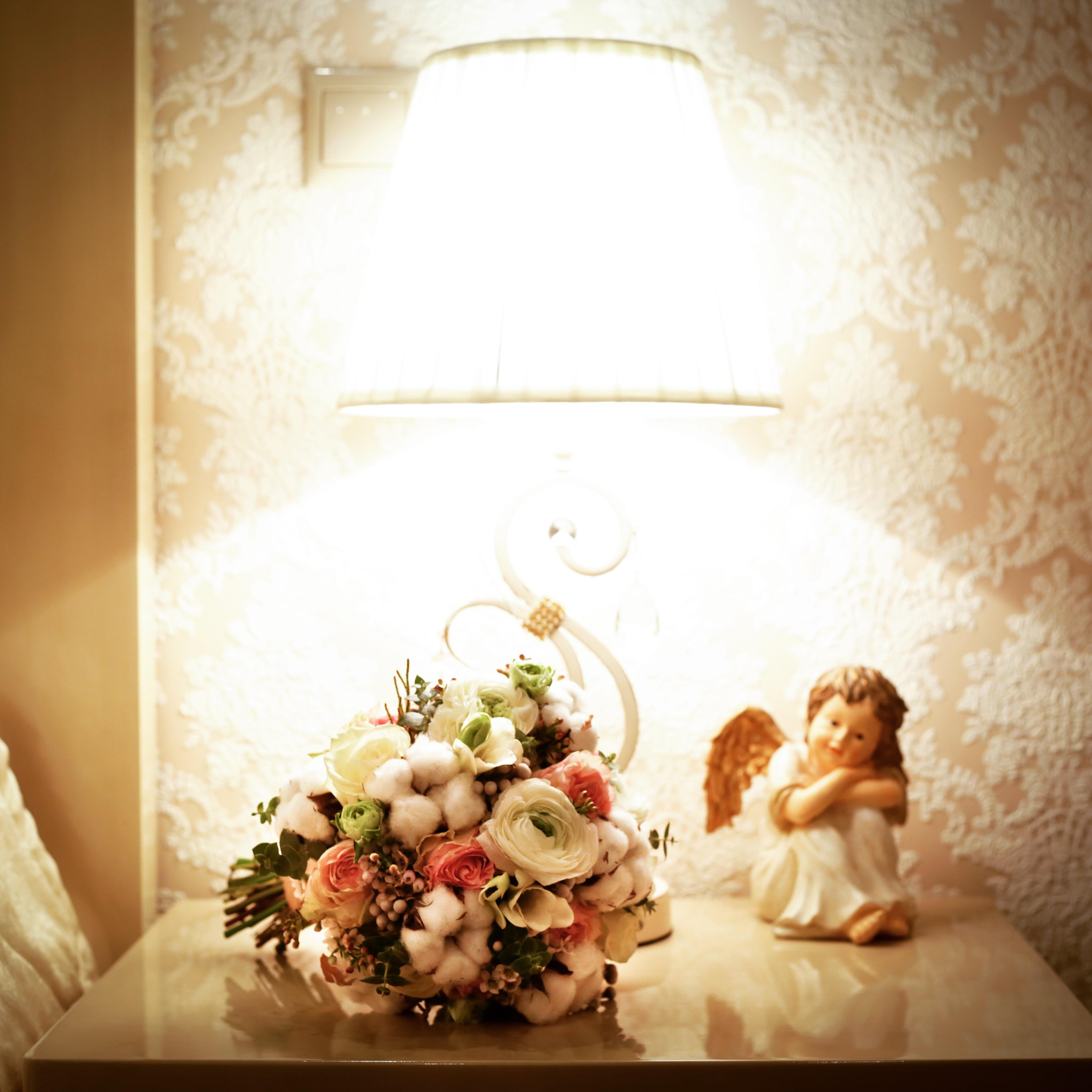 Оформление свадьбы. Букет невесты
